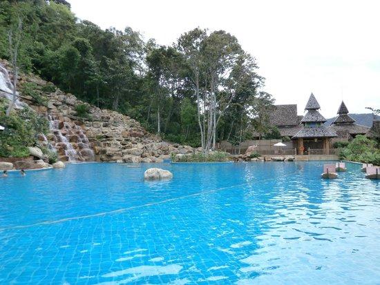 Santhiya Koh Yao Yai Resort & Spa: Resort Pool