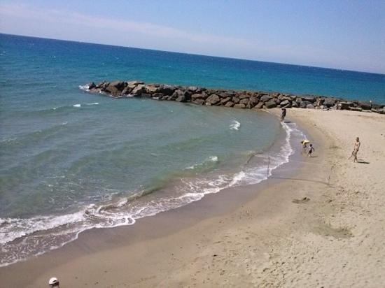 Sanremo, Italie : Tre ponti beach