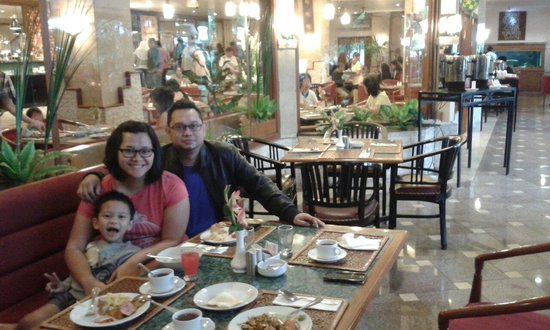 The Jayakarta Suites Bandung, Boutique Suites, Hotel & Spa : Nice breakfast
