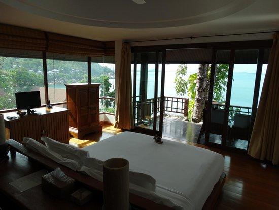 The Kala Samui: view