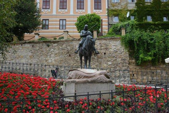 Steinernes Tor (Kamenita Vrata): A proximité directe de la porte de pierre