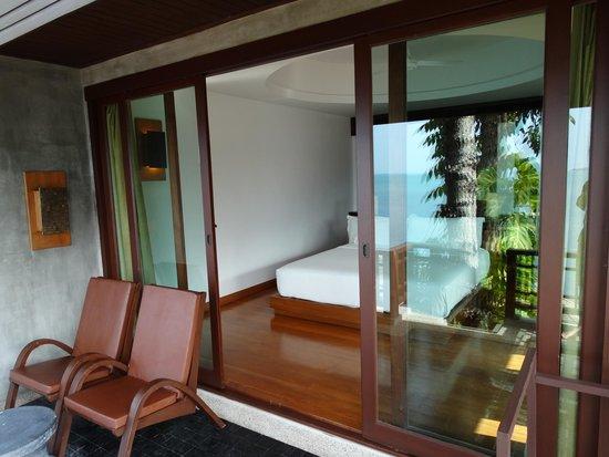 The Kala Samui: patio