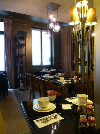 Hotel Gabriel Paris : charmantes Ambiente