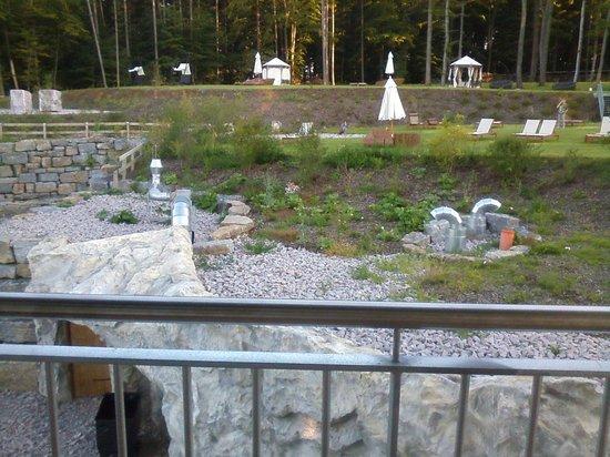 Raitelberg Resort: Wellness Aussenbereich