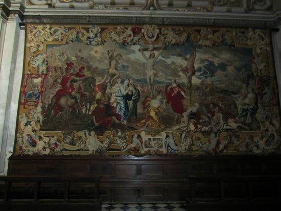 Basilica di Santa Maria Maggiore: Arazzo