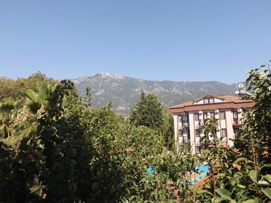Ozturk Hotel Hisaronu: hotel bl;ock