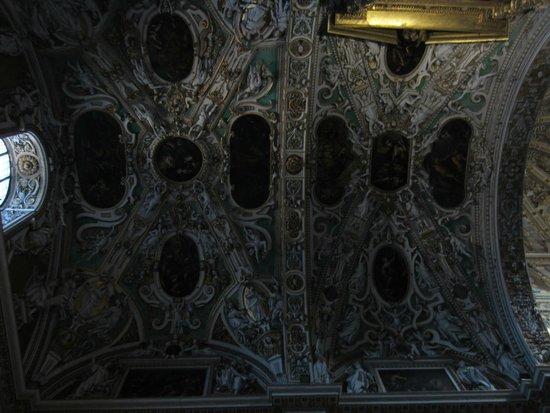 Basilica di Santa Maria Maggiore: Soffitto