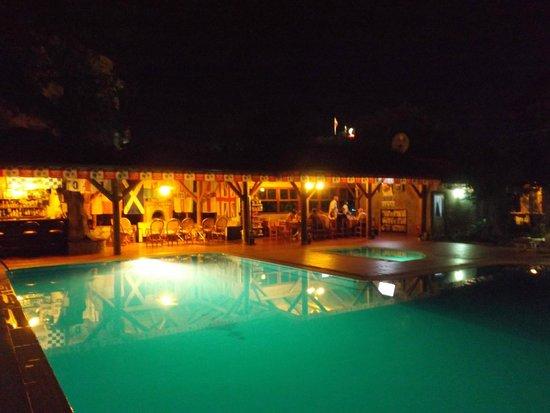 Ozturk Hotel Hisaronu: rest
