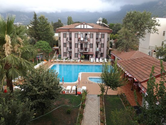 Ozturk Hotel Hisaronu: ht