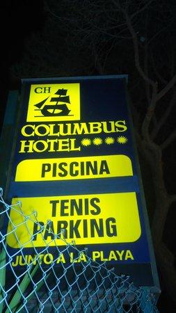 Hotel Columbus: alcune cose di cui dispone l'hotel