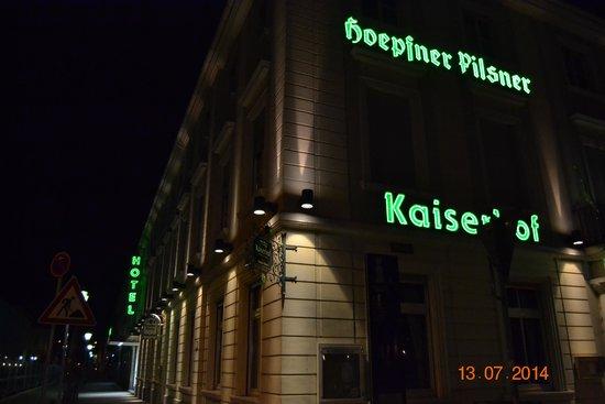 Hotel Kaiserhof: Hotel exterior