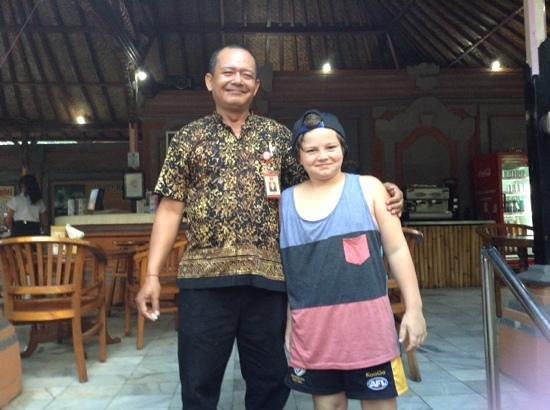 Ida Hotel: lanano and jack