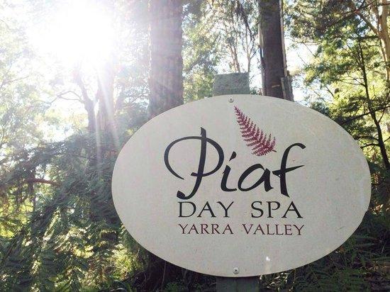 Sun shinning at Piaf Day Spa