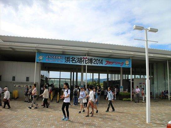 Hamamatsu Flower Park : はままつフラワーパーク2