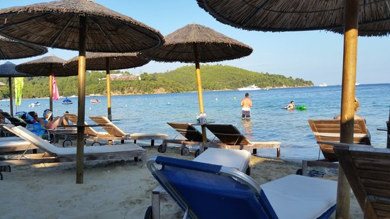 Koukounaries Beach: Koukounaries Skiathos