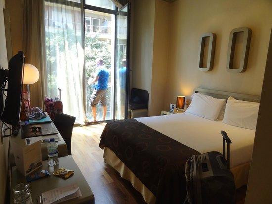 H10 Casanova : Nice room