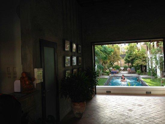 Le Sen Boutique Hotel : Lobby