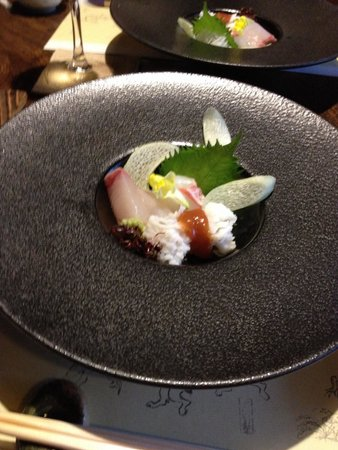 Japanese culinary art Roko