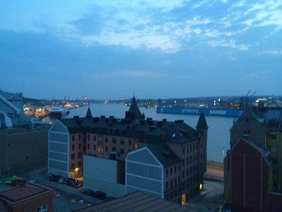 Hotel Riverton: View