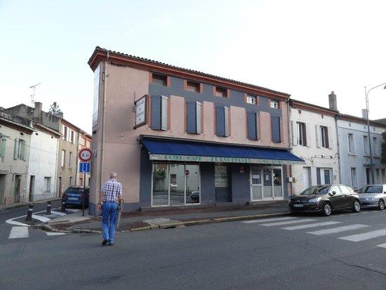 Hotel Le Rochegude : Vooraanzicht
