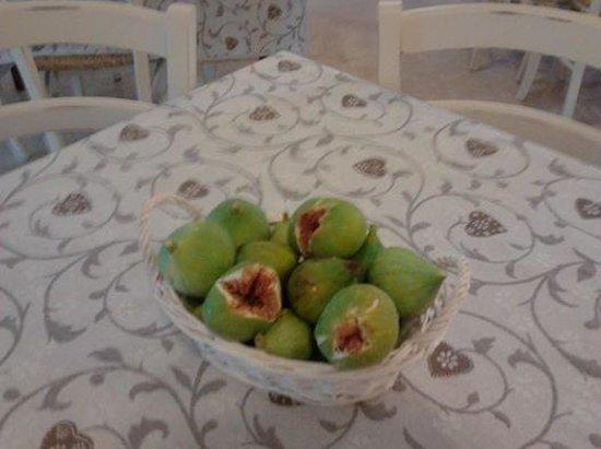 Agriturismo Colombera: frutta di stagione