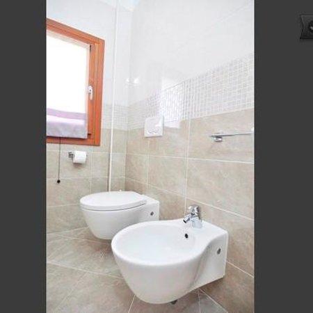 Agriturismo Colombera: private bathroom