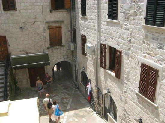 Villa Ivana: Вид из окна