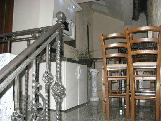 Villa Ivana: Наша кухонька. Все очень компактно.