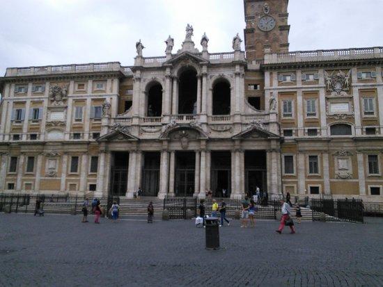 Basilica di Santa Maria Maggiore: Basilica Santa Maria Maggiore Roma