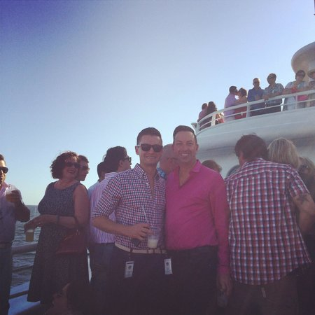Cabo Mar Fiesta Dinner Cruise : Great time...