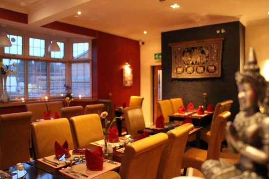 Wychbury Inn & Thai Restaurant