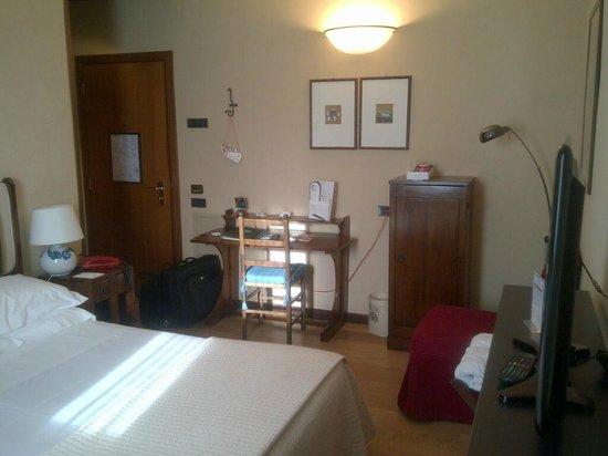 Park Hotel Ai Cappuccini: Stanza 402