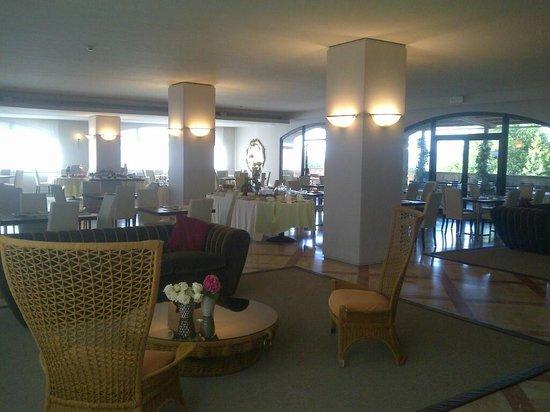 Park Hotel Ai Cappuccini: Sala Interna Colazione