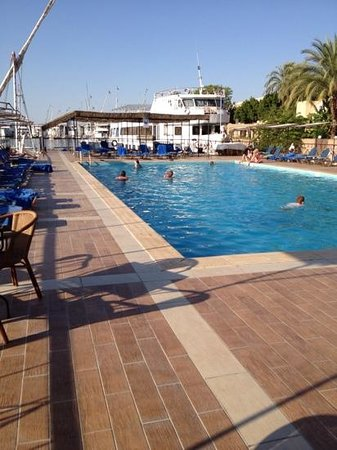 Iberotel Luxor: the pool