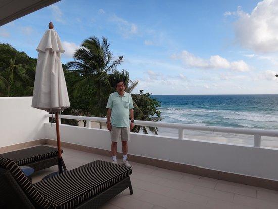 Le Meridien Phuket Beach Resort : ocean front