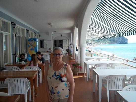 Qui abbiamo conosciuto altri ospiti, italiani e stranieri, che ritornano all'Hotel Vittorio da a