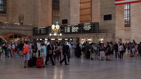 Grand Central Terminal - interiör
