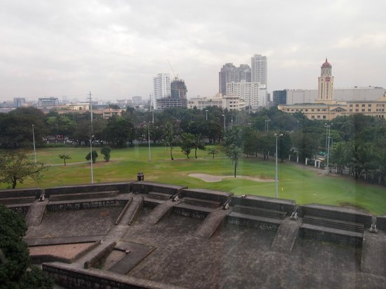 The Bayleaf Intramuros: View from our room