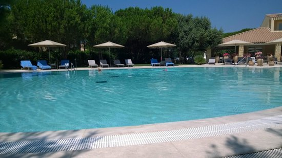 Is Arenas Resort : Poolbereich