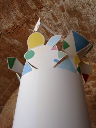 Museum Es Baluard : One of the works