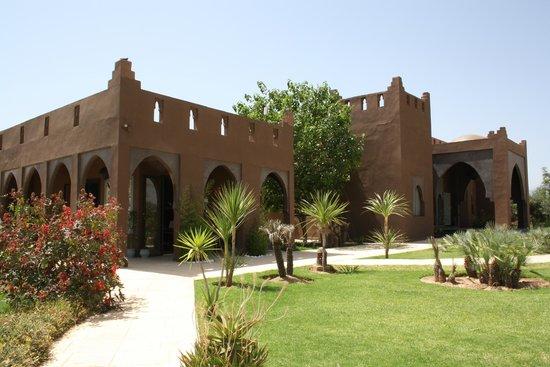 Kasbah Igoudar : spa et chambres
