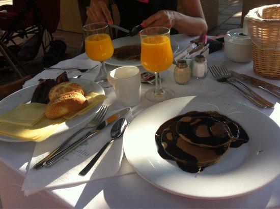 Hotel Son Caliu Spa Oasis: Une partie du petit déj