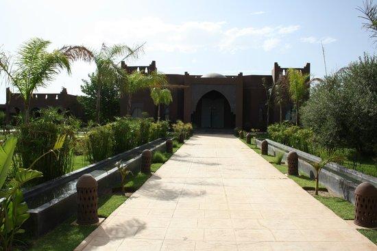 Kasbah Igoudar : entrée