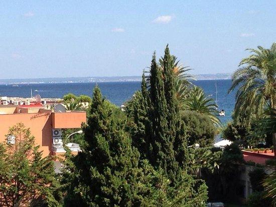 Hotel Son Caliu Spa Oasis: Vue de la chambre