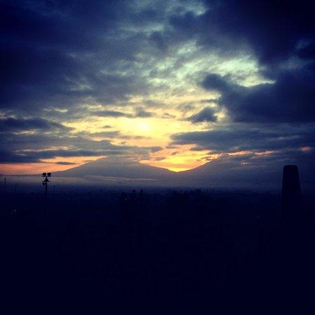 Amanjiwo Resorts: view