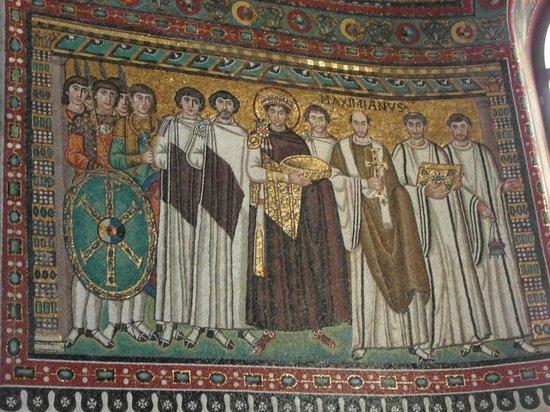 Grand Hotel Cesenatico: San Vitale in Ravenna -- a must see