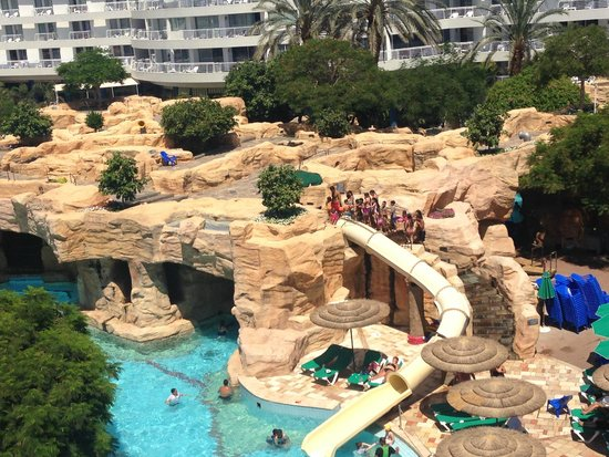 Club Hotel Eilat Israel Swiming Pool
