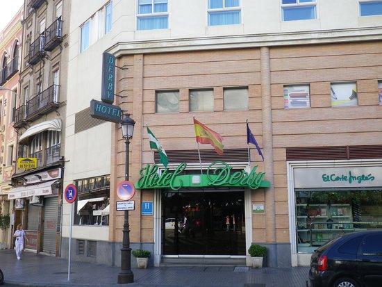 Hotel Derby Sevilla : Hotel Derby