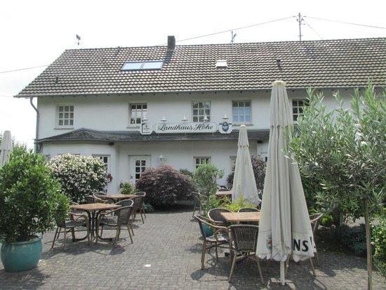 Landhaus Hoehe