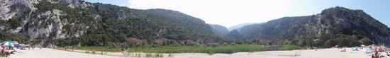 Cala Luna: La splendida valle